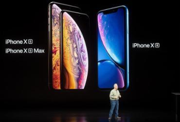 Apple apresenta um novo modelo, o iPhone XS, e relógio inteligente | Noah Berger l AFP
