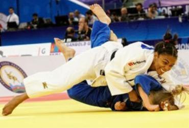 Érika Miranda fatura bronze e garante 1ª medalha para o Brasil no Mundial de Judô | Divulgação | Confederação Jurídica Brasileira