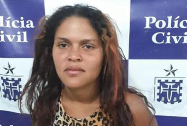 Condenada da Justiça é presa após agredir mulher e roubar celular | Divulgação | Polícia Civil