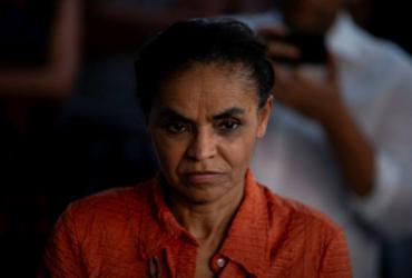 Marina Silva declara 'voto crítico' a Haddad no segundo turno | Mauro Pimentel | AFP