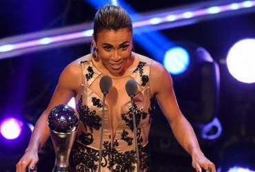 Marta é eleita pela sexta vez a melhor jogadora do mundo | Ben Stansall | AFP