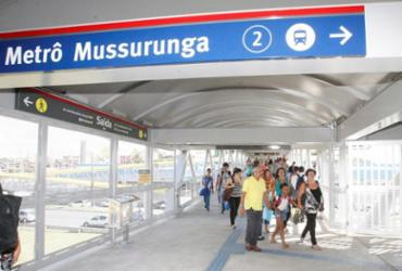 Metrô amplia horário de funcionamento para o Salvador Fest