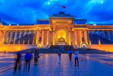 Os destaques de Mongólia  