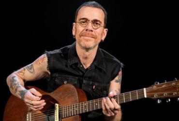 Nando Reis apresenta show 'Voz e Violão' na Concha Acústica do TCA | Carol Siqueira | Divulgação
