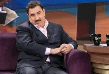 'O circo de horrores que eu fazia está na internet', diz Ratinho a Porchat | Reprodução | TV Record