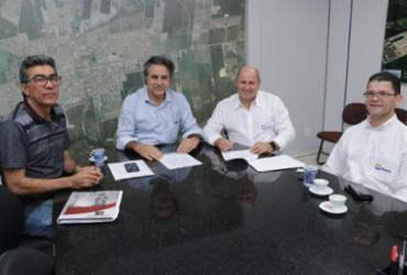 ABAPA e Prefeitura de LEM celebram acordo para recuperação de estrada