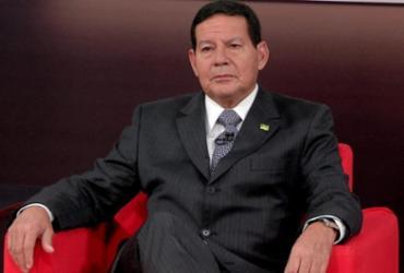 Mourão diz que errou ao estimar economia de R$ 13 bi com reforma dos militares | Reprodução | Twitter
