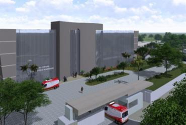 Lançado edital para construção de um novo hospital em Feira de Santana
