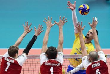 Brasil volta a perder da Polônia em decisão e fica com o vice no Mundial de Vôlei | Marco Bertorello l AFP