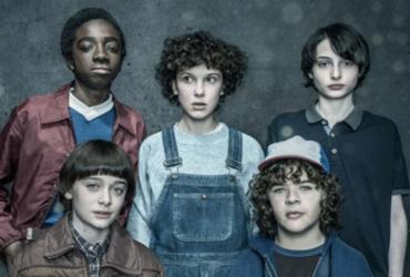 'Stranger Things' ganha livro sobre bastidores da série | Divulgação