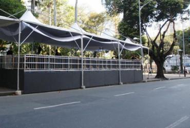 Tráfego é alterado no Centro para o desfile da Independência do Brasil | Luciano Carcará | Ag. A TARDE