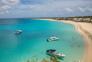 Saint Martin, um pouco de Europa, muito do Caribe  