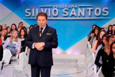 'Nada dura para sempre', diz Silvio Santos ao ver lugares vazios no auditório | Reprodução | Instagram