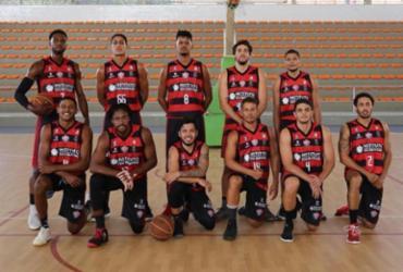 Time de basquete do Vitória vence e permanece na liderança do grupo Capital | Divulgação | EC Vitória