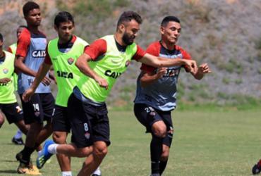 Carpegiani finaliza preparação para enfrentar Ceará | Mauricia da Matta | EC Vitória