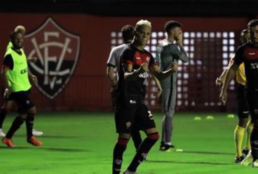 Autor de gol salvador, Erick não enfrentará o Ceará | Maurícia da Matta | EC Vitória