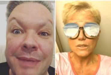 Xuxa é detonada após criticar sobrancelha de jornalista com câncer | Divulgação
