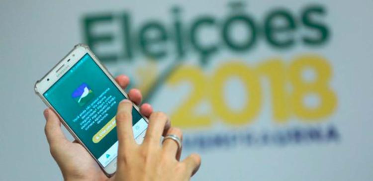 App possibilita aos eleitores denunciarem infrações nas campanhas eleitorais - Foto: Divulgação | TSE