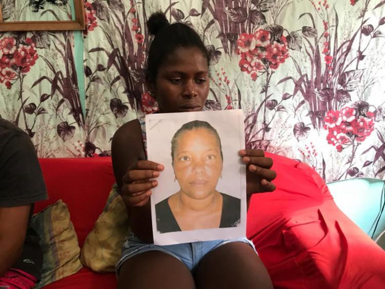 Familiares lamentam morte de Jaqueline e exigem Justiça