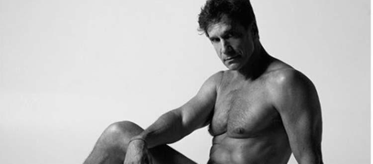 Imagem do ator faz parte do Pele Project, do fotógrafo Brunno Rangel - Foto: Brunno Rangel | Reprodução | Instagram