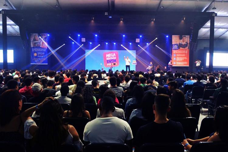 O evento espera reunir mais de 10 mil estudantes - Foto: Divulgação