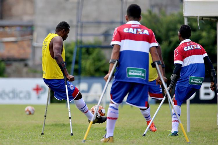 Todos os jogos serão realizados entre 14 e 15 de setembro em Natal - Foto: Felipe Oliveira | EC Bahia