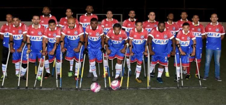 O tricolor perdeu por 5 a 4 nos pênaltis - Foto: Divulgação | EC Bahia