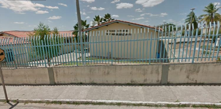 Tudo ocorrerá no Colégio Estadual Professor Magalhães Neto, localizado no município de Ruy Barbosa (a 321 km de Salvador) - Foto: Reprodução   Gooogle