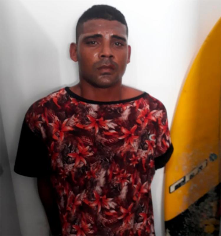 Marcos Santos Rosa, conhecido como