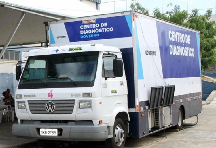 Será realizada mamografias em mulheres na faixa etária de 50 a 69 anos - Foto: Wilker Porto | Agora Sudoeste