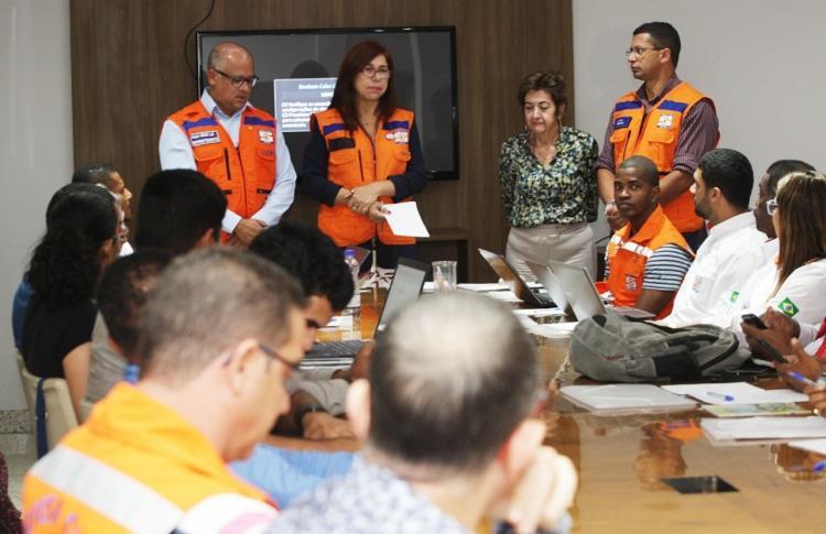 As aulas de capacitação ocorrem até sexta-feira,28 - Foto: Elói Corrêa  GOVBA