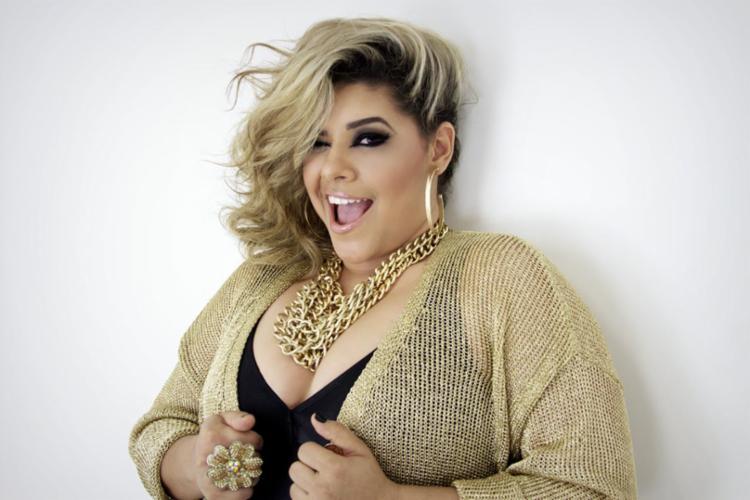 Feminista, a cantora baiana também luta contra a gordofobia - Foto: Divulgação