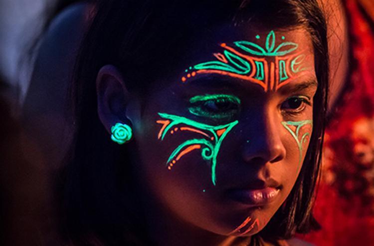 O filme entre Brasil, Colômbia e França, falado em espanhol e em línguas indígenas - Foto: Divulgação