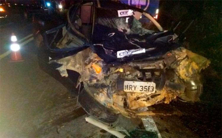Gerisnaldo chegou a ser atendido por uma equipe do SAMU mas não resistiu aos ferimentos - Foto: Reprodução | site Radar 64