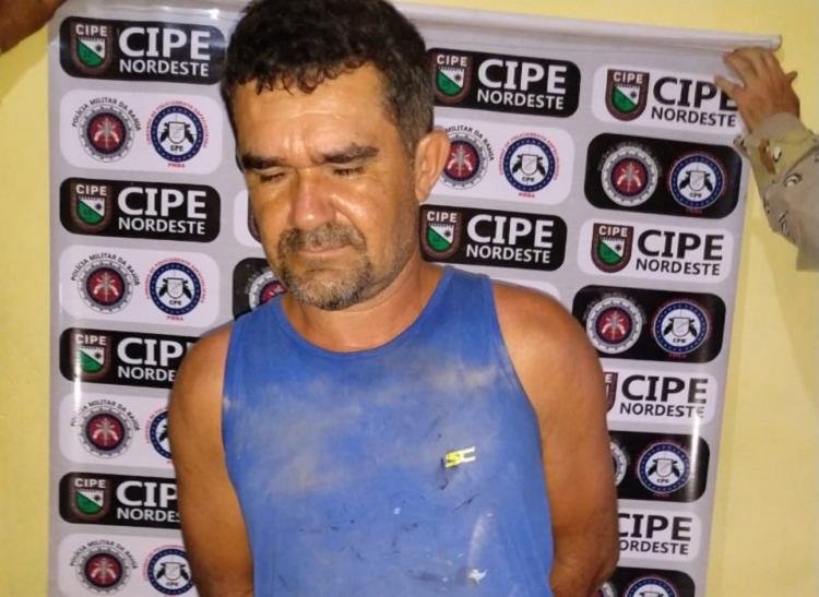 Gilson Jesus da Silva tinha mandado de prisão em aberto - Foto: Divulgação