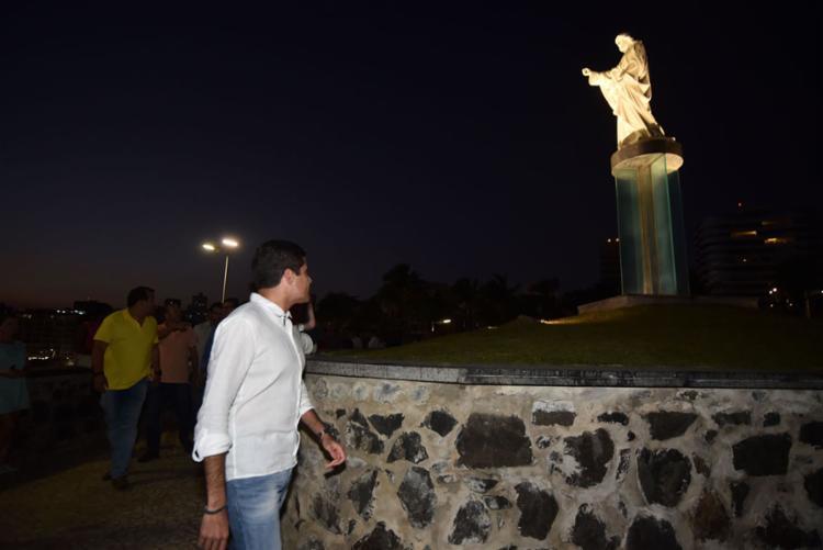 O evento contou com a participação do prefeito de Salvador - Foto: Divulgação   SECOM