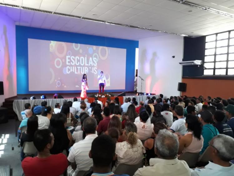 A iniciativa vem sendo desenvolvido em 85 escolas estaduais - Foto: Divulgação