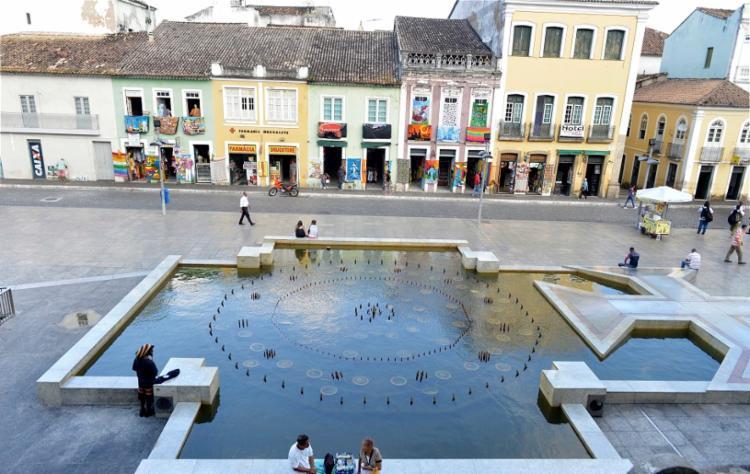 Praça da Sé será local para a realização do evento. - Foto: Shirley Stolze | Ag. A Tarde