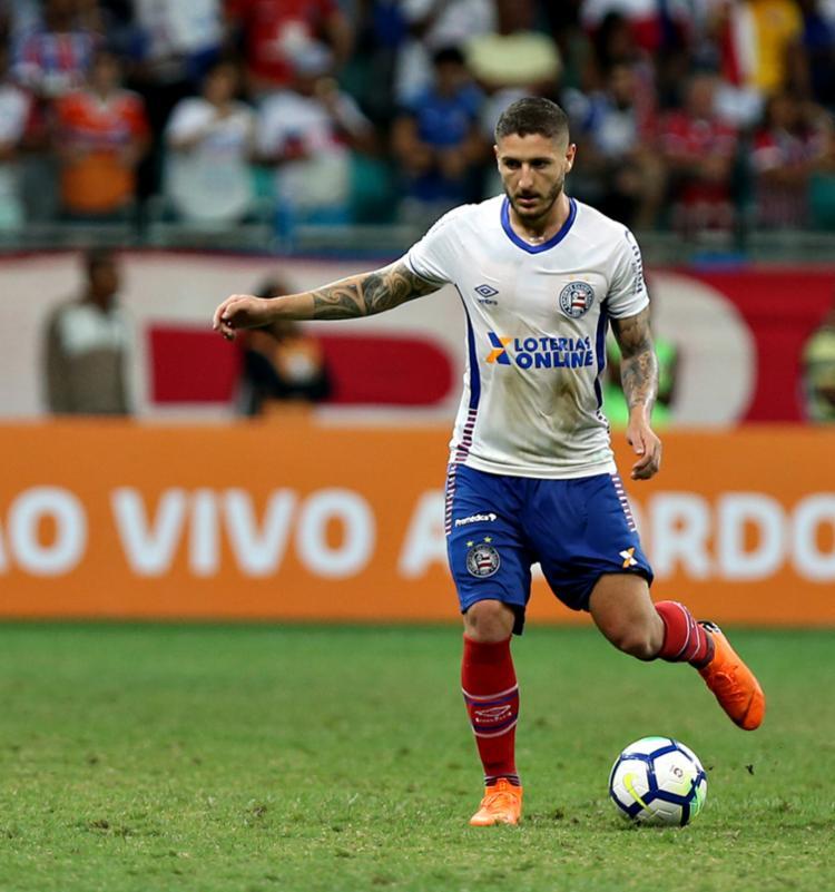 Depois de perder para o São Paulo, o Tricolor tenta mais um triunfo - Foto: Felipe Oliveira | Divulgação | E. C. Bahia
