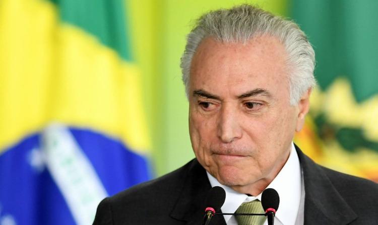 O presidente disse que o episódio demonstra a falta de tolerância da sociedade brasileira - Foto: Reprodução| AFP