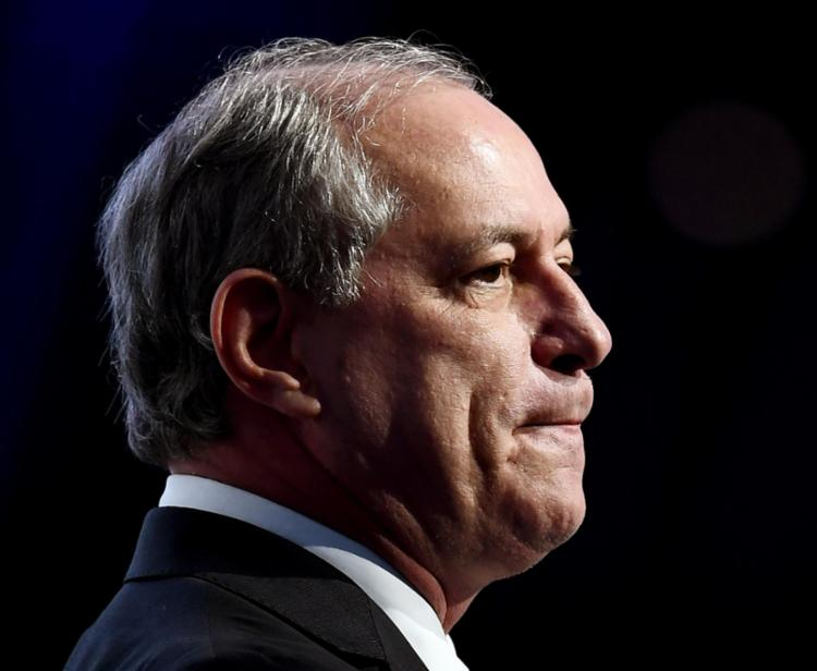 Ciro promete limpar o nome de brasileiros endividados - Foto: Evaristo Sa |AFP