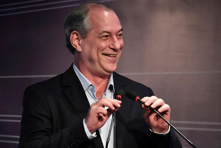 O fato de Ciro ser um político do Nordeste já tem provocado efeitos nas pesquisas de intenção de voto - Foto: Nelson Almeida | AFP