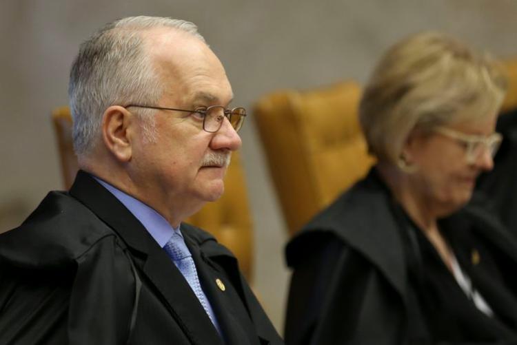 Fachin negou o pedido de advogados criminalistas de Lula que pretendiam afastar os efeitos da condenação de Lula no caso do triplex - Foto: José Cruz | Agência Brasil