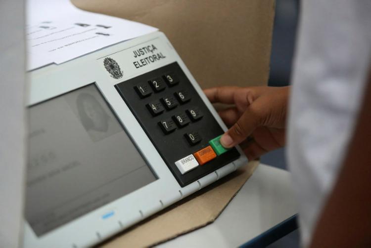 Mais de 10 milhões de baianos vão escolher seus representantes neste domingo - Foto: Joá Souza   Ag. A TARDE