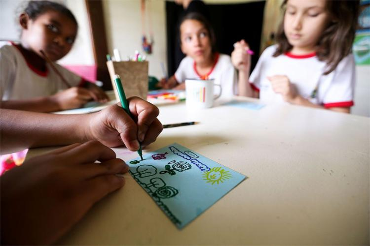 Para maioria, Constituição prevê apenas ensino público ou privado - Foto: Marcelo Camargo l Agência Brasil