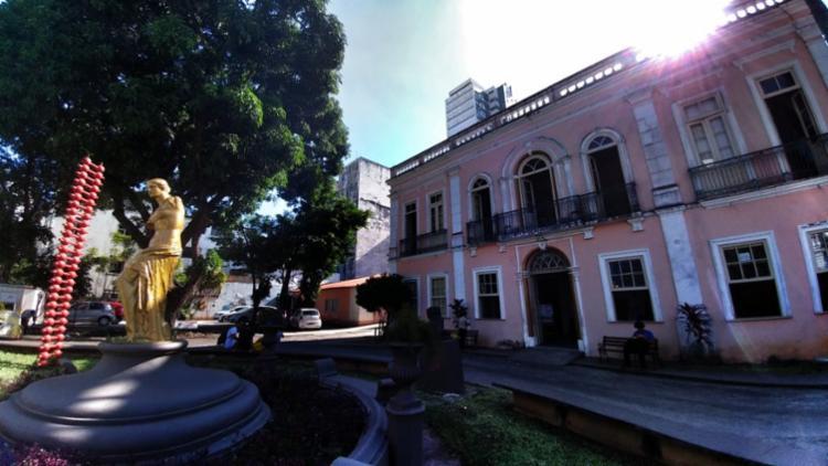 São oferecidas 70 vagas para curso na Escola de Belas Artes - Foto: Divulgação
