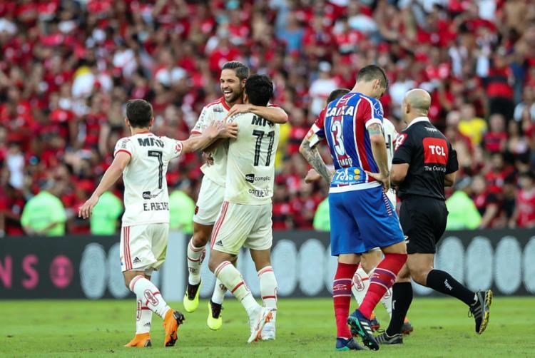 Neste sábado, o Tricolor receberá o Flamengo, na Fonte Nova - Foto: Andre Melo Andrade   Estadão Conteúdo