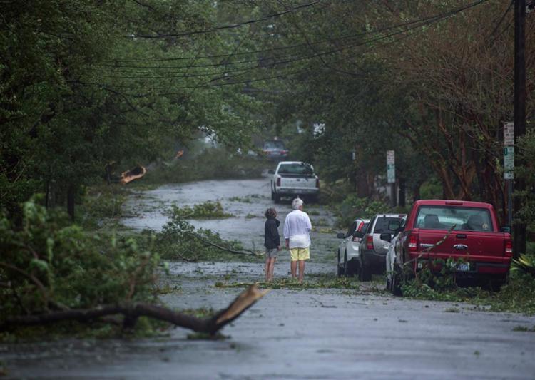 Especialistas afirmam que o fenômeno pode durar dias - Foto: Andrew Caballero Reynolds | AFP