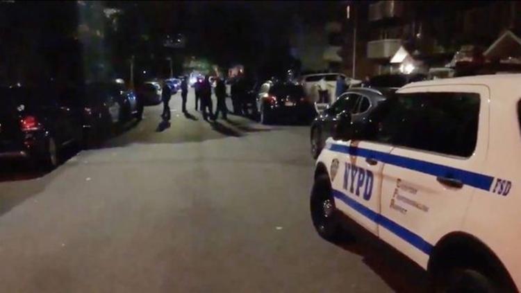 Os esfaqueamentos aconteceram antes das 4 horas, no distrito do Queens - Foto: Reprodução   Twitter