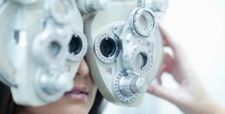 Na área de saúde os serviços serão de exame oftalmológicos - Foto: Reprodução